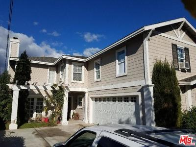 Pasadena Single Family Home For Sale: 2739 Morningside Street