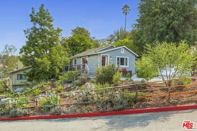Los Angeles Single Family Home For Sale: 3206 Future Street