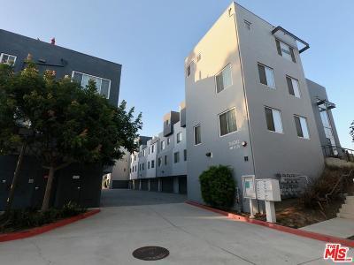 Condo/Townhouse For Sale: 5400 Playa Vista Drive #21
