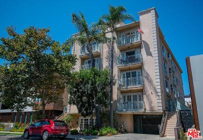 Los Angeles Condo/Townhouse For Sale: 733 South Ogden Drive #302