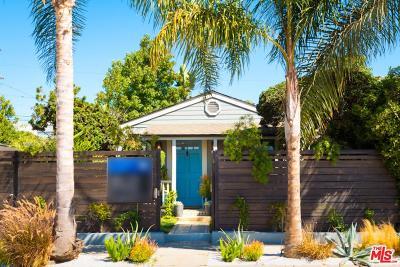Venice Single Family Home For Sale: 1016 Oakwood Avenue