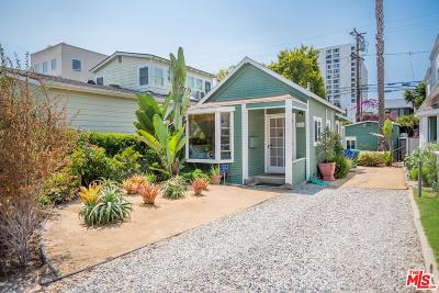 Santa Monica Single Family Home For Sale: 2730 2nd Street