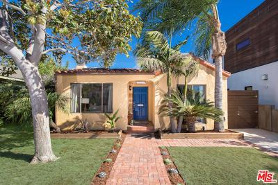Venice Single Family Home For Sale: 1064 Palms