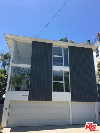 West Hollywood Rental For Rent: 1259 North Clark Street