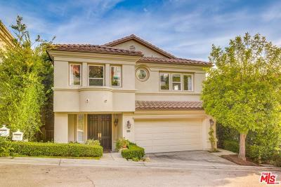 Pacific Palisades Single Family Home For Sale: 16768 Calle De Marisa
