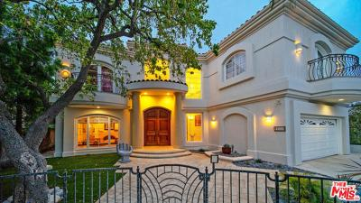 Los Angeles CA Single Family Home For Sale: $5,695,000