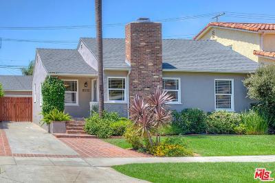Single Family Home For Sale: 8315 Gonzaga Avenue