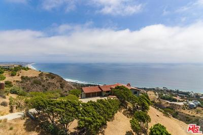 Malibu Single Family Home For Sale: 31534 Anacapa View Drive