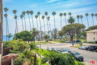 Santa Monica Condo/Townhouse For Sale: 515 Ocean Avenue #407N