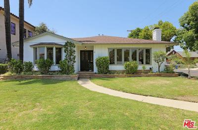 Pacific Palisades Single Family Home For Sale: 439 Via De La Paz