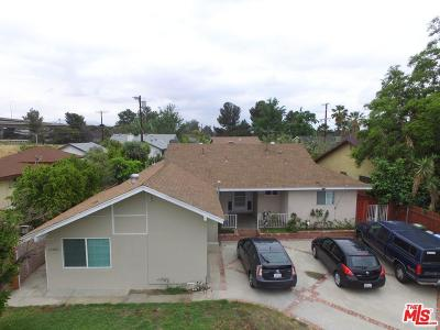 Single Family Home For Sale: 14270 San Jose Street