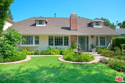 Sherman Oaks Single Family Home For Sale: 13619 Chandler Boulevard