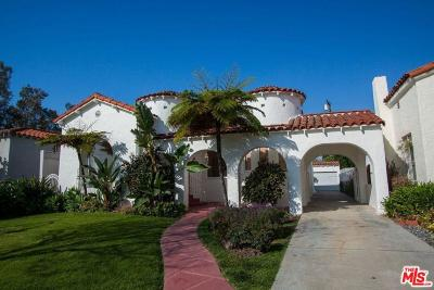Beverly Hills Single Family Home For Sale: 217 South Clark Drive