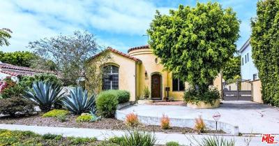 Beverly Hills Single Family Home For Sale: 221 South Wetherly Drive
