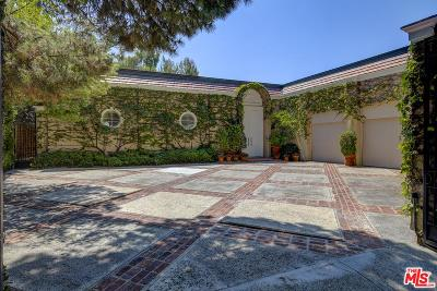 Beverly Hills Single Family Home For Sale: 1806 Loma Vista Drive