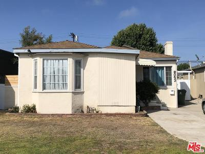 Single Family Home Sold: 8052 Altavan Avenue