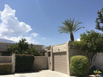 Palm Springs Condo/Townhouse For Sale: 855 North Calle De Pinos