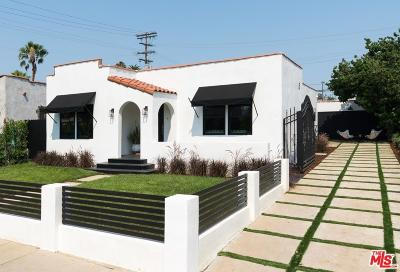 Los Angeles Single Family Home For Sale: 752 North June Street