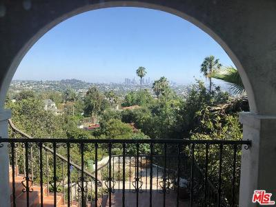 Los Angeles Single Family Home For Sale: 2500 Glendower Avenue
