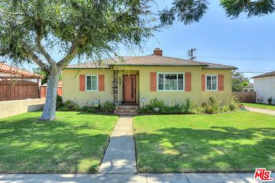 Los Angeles Single Family Home For Sale: 3406 Mountain View Avenue