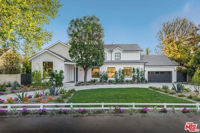 Toluca Lake Single Family Home For Sale: 4715 Arcola Avenue