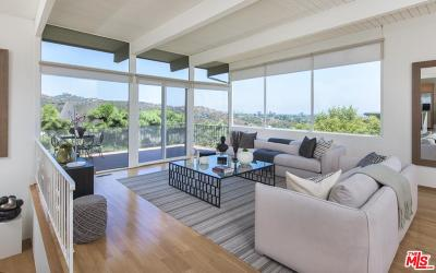 Pacific Palisades Single Family Home For Sale: 1338 Chautauqua Boulevard