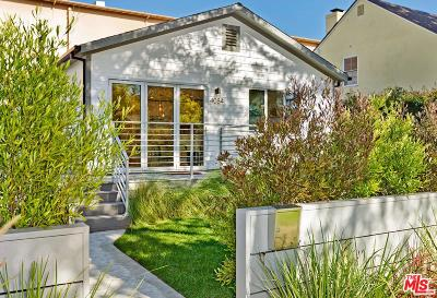 Culver City Single Family Home Active Under Contract: 4084 Van Buren Place