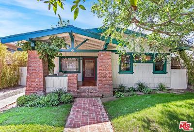 Santa Monica CA Single Family Home For Sale: $2,999,000