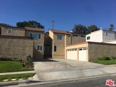 Los Angeles Condo/Townhouse For Sale: 5601 South La Cienega #5-A