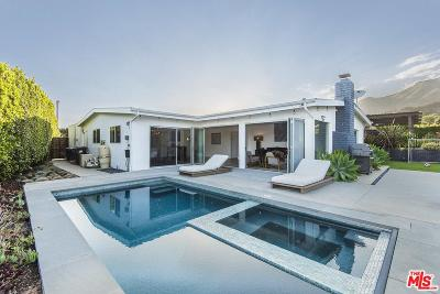 Pacific Palisades Single Family Home For Sale: 3652 Surfwood Road