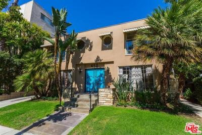 Beverly Hills Rental For Rent: 450 South Rexford Drive #2