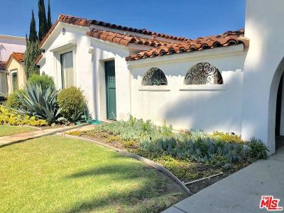 Beverly Hills Rental For Rent: 352 South Palm Drive