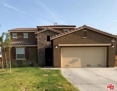 Rosamond Single Family Home For Sale: 3362 Puma Avenue