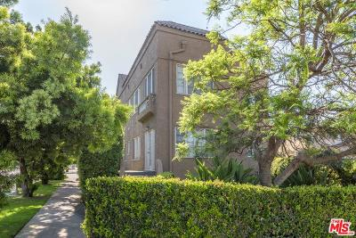 Residential Income For Sale: 5244 West Olympic Boulevard