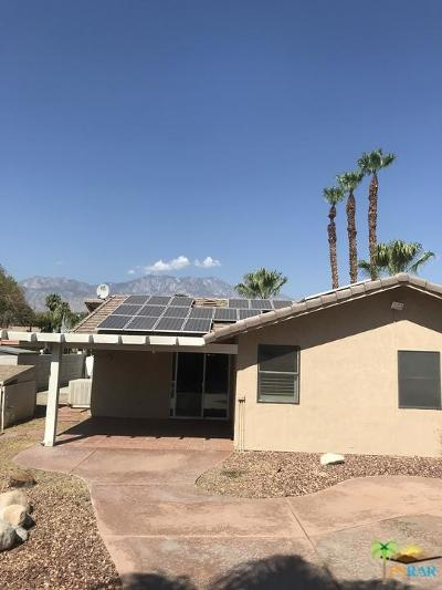 Cathedral City Single Family Home For Sale: 31150 Avenida Juarez