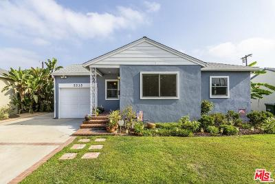 Single Family Home For Sale: 5535 West 82nd Street