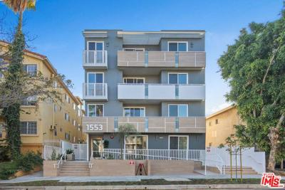Los Angeles County Condo/Townhouse For Sale: 1553 Armacost #202