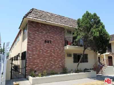 Los Angeles Rental For Rent: 837 South Ardmore Avenue #5