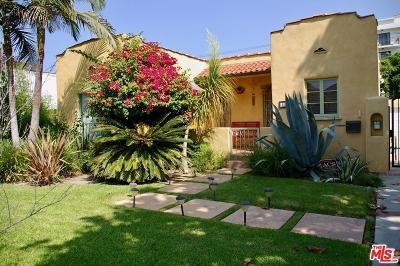Toluca Lake Single Family Home For Sale: 11161 Blix Street