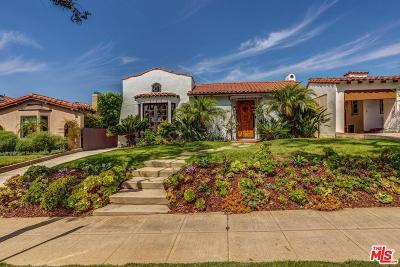Los Angeles County Single Family Home For Sale: 1341 South Sierra Bonita Avenue