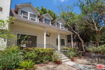 West Hollywood Rental For Rent: 9167 Phyllis Street
