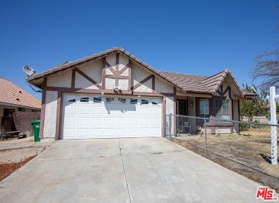 Palmdale Single Family Home For Sale: 5007 Dayton Court
