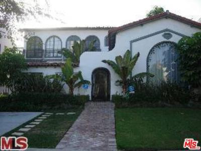 Beverly Hills Rental For Rent: 213 El Camino Drive