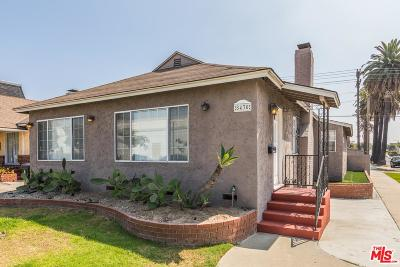 Single Family Home For Sale: 8430 Fordham Road