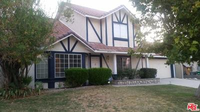Palmdale Single Family Home For Sale: 39317 Beacon Lane