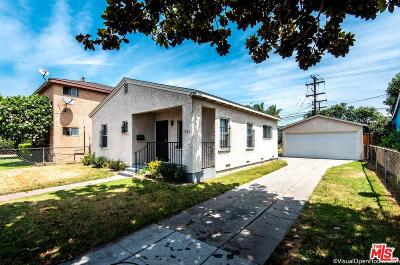 Los Angeles County Single Family Home For Sale: 1920 Harbor Avenue