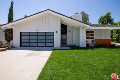 Westlake Village Single Family Home For Sale: 2472 Leaflock Avenue