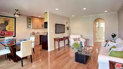 Los Angeles County Condo/Townhouse For Sale: 924 5th Street #8