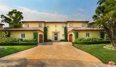 Tarzana Single Family Home For Sale: 5011 North Serena Circle