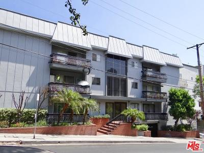 Los Angeles Condo/Townhouse For Sale: 1734 North Fuller Avenue #204
